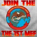 1st MEF logo