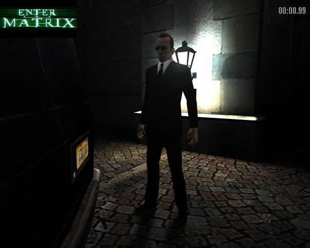 My Enter The Matrix Mod team application image.