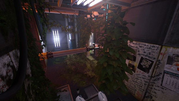 Test Chamber 17 - Rattman's Den