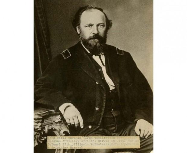 John Basil Turchin (Ivan Vasilyevich Turchaninov)