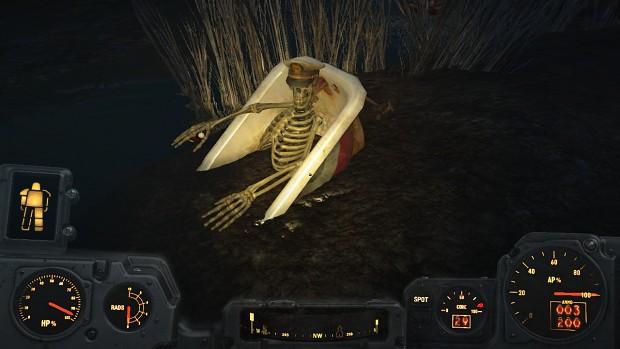 Yer boat iz ready, Capt'n.