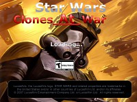 Clones At War Splash
