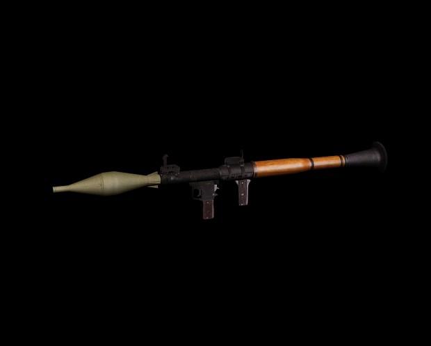 RPG-7 WIP Texture