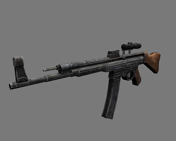 StG 44 with scope