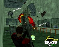 Extreme F'in Warfare