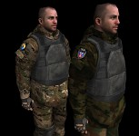 Men of War: Cold War Mod Revamp -