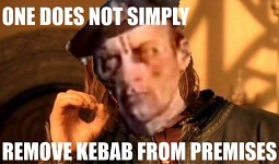 Lord Of The Kebab: The Fellowship of Tupac Serbia