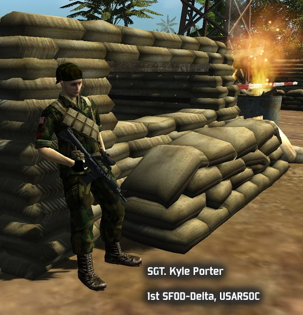 BL: American Vice - SGT Kyle Porter