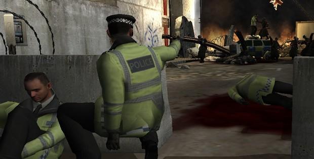 Battle of London, 1999