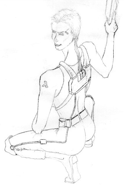 Miranda's Concept Art