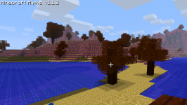 Minecraft Autumn Overworld Texture