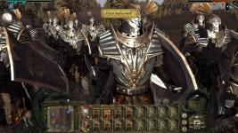 Bugs in King Arthur II
