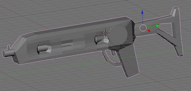 My railgun WIP