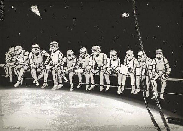 Star Wars stuff