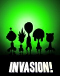 Invasion! box art