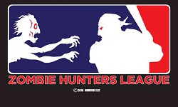 Zombiehunter club logos