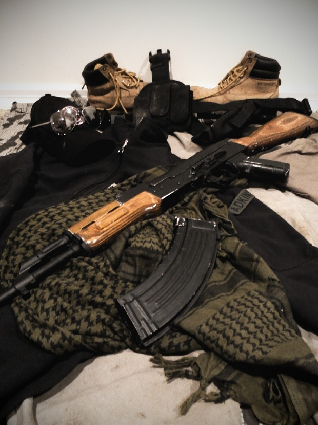 Airsoft Impressions
