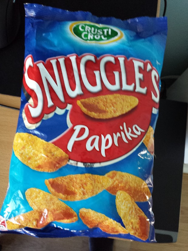 Chips for the chips God!