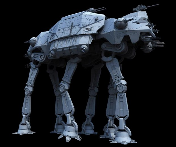 Unusual AT-AT