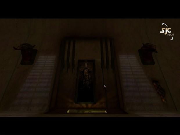 Jabbas Palace (day & night)