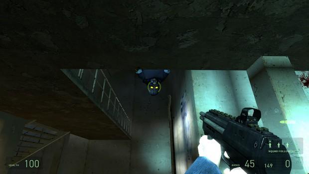 Half-Life 2: Riot Act - Peekaboo!