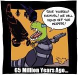 Reaper Dinosaurs