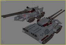 Apocalypse Tank WIP4