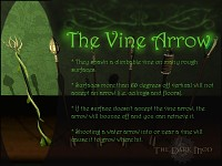 Vine Arrow