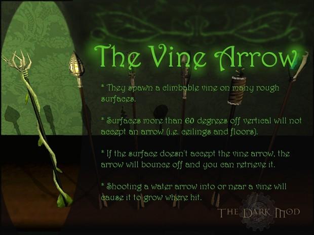 Vine Arrow