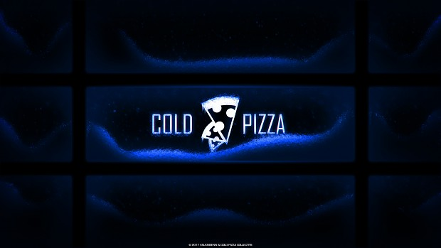 Cold Pizza YouTube & Social Media Banner