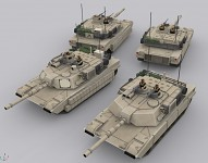 m1a2 and m1a1