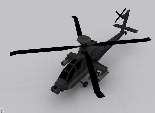my new ah-64