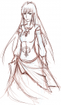 20 min small sketch