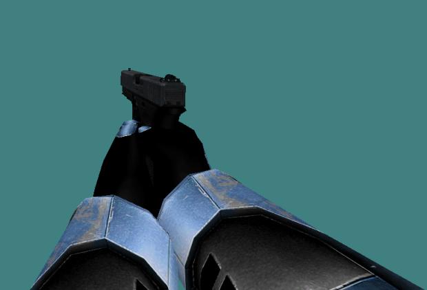 Azure Sheep HD pistol