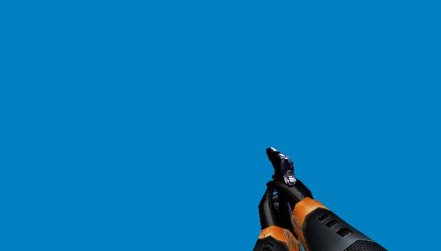 Hacked Pistol