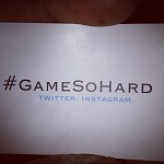 #GameSoHard