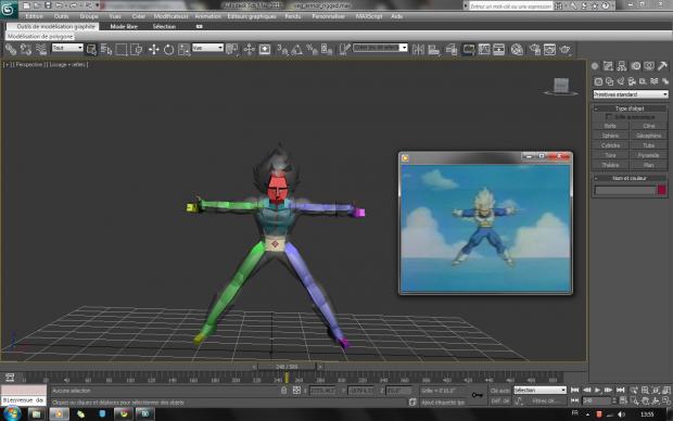3DSMax Animating :)
