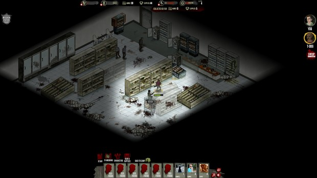 Playing Walkind Dead: The Social Game