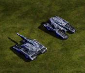 Predator tank in RA 3 ( my reskin )