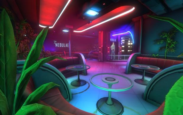 Descent - Nebulae Club Lounge