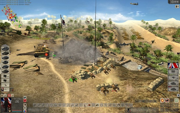 Benghazi 1.04 playtest - the battle!
