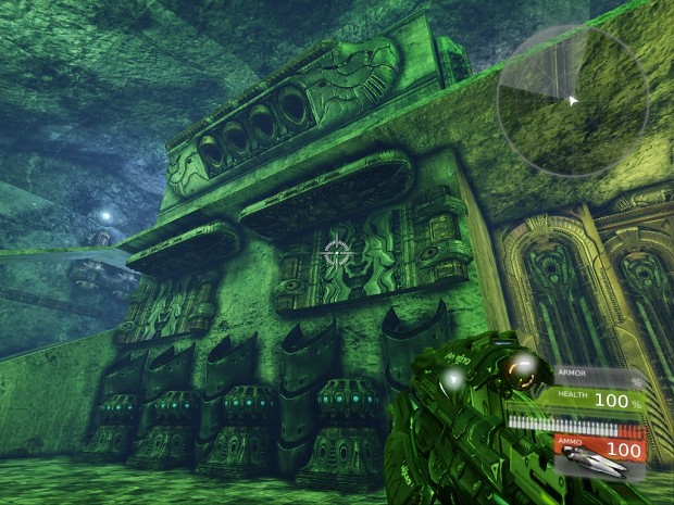 Camp Game 2010: My First Ever UDK Levels
