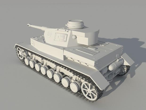 Panzer IV F2