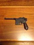 New C-96 Pistol