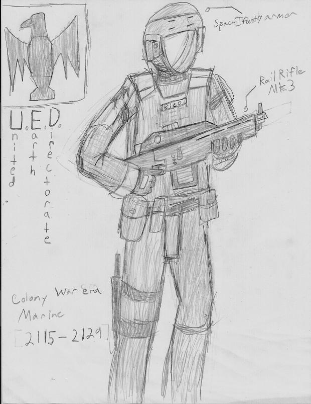 UED Marine