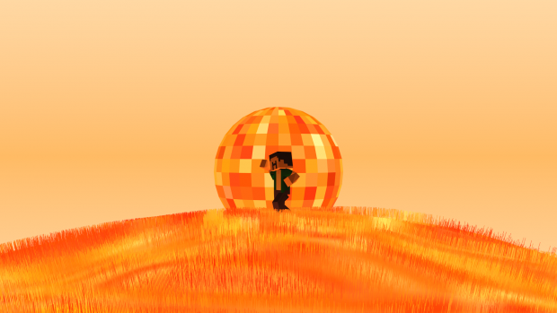 Minecraft Sun Dance
