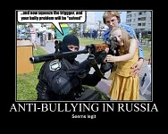 Anti-Bullying in Russa