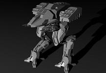 A new cybran model Im working on
