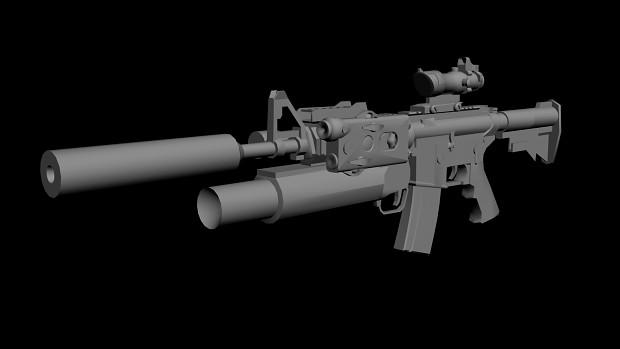 New M4 Renderer