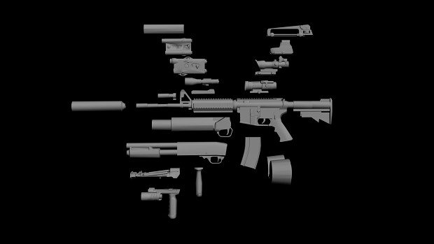 M4 Attachments